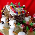 Gingerbread Party House