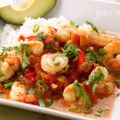 Garlic Shrimp in Coconut Milk, Tomatoes and[...]