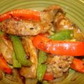Italian Sausage and Peppers With a Kick
