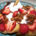 French Toast With Caramelized Pecans,[...]