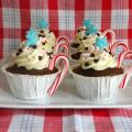 Gingerbread cookie coffee & cream cupcakes for[...]