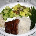 Barbecue Pork Ribs - Hawaiin style Recipe