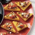 Polenta Toasts with Balsamic Onions, Roasted[...]