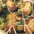 Brussels Sprouts in Garlic Butter