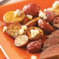 Roasted Potatoes with Thyme and Gorgonzola[...]