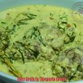 Cow Brain in Turmeric Broth (Otak Masak Lemak[...]