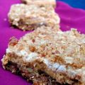 Pumpkin Cheesecake Crumble Squares - New England