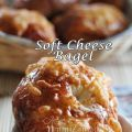 Soft Cheese Bagel