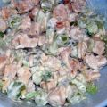 Chicken Salad Veronique With Nectarines