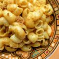 Almond Butter and Ras-El-Hanout Pasta
