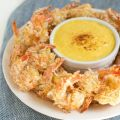 Coconut Shrimp with Mango Coconut Dipping Sauce