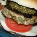 Pesto Burgers (Light)