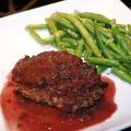 Filet Mignon With Madeira Pan Sauce With[...]