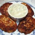 Crab Cakes With Cilantro Mayonnaise