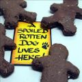 Gingerbread Men for Dogs