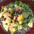 Chicken Bow Tie Salad