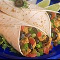 Easy Chicken Salsa Wraps (Stove Top or Crock[...]