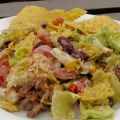 Taco Salad a Little Switched up Super Yummy!!!