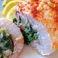 Flounder Stuffed With Arugula (Rocket) and[...]