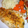 Baked Fish With Sour Cream Topping