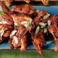 Barbecue Chicken Wings
