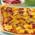 Hawaiian Pizza-Crackers Recipe