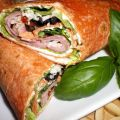 Antipasto Wraps