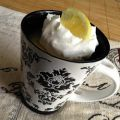 Lemon Cake in a Mug