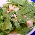 Chinese Chicken Salad & Dressing