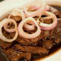 Beef Steak (Bistek) - Tagalog Recipe