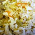 Basmati Rice With Carrots, Raisins and Spices[...]