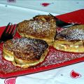 French Toast With Raspberry, Chocolate & Cream[...]
