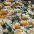 Butternut Squash Risotto With Spinach and[...]
