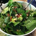 Spinach Salad with Bacon, Feta Cheese and[...]