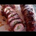Pork Tenderloin Stuffed with Spinach and[...]
