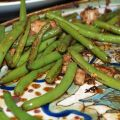 Easy Chinese Green Beans with Pork Recipe