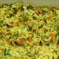 Basmati Rice Pilaf With Zucchini, Roasted Red[...]