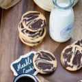 Chocolate Marble cookies