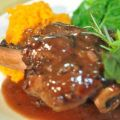 Braised Lamb Shanks in Orange-Merlot Sauce[...]
