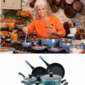 Paula Deen Riverbend 12-Piece Cookware Set[...]