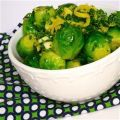 Brussels Sprouts with Gremolata