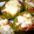 Italian Sausage Stuffed Peppers II Recipe