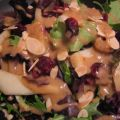 Spinach Salad With Pears, Almonds and[...]