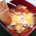 Lasagna   Cheese   Soup