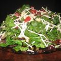 Spinach Salad With Blood Orange/Raspberry[...]