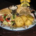 Greek Chicken Breast Souvlaki