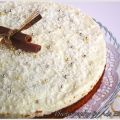 Carrot Cake with Cream Recipe