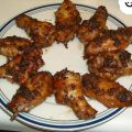 Baked Chicken Wings Hawaiian
