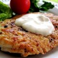 Cajun Chicken With Ginger & Lime Mayonnaise