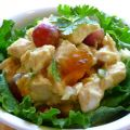 Curried Chicken Chutney Salad